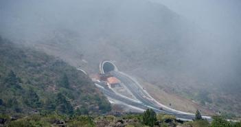 Кольцо дорог на Тенерифе