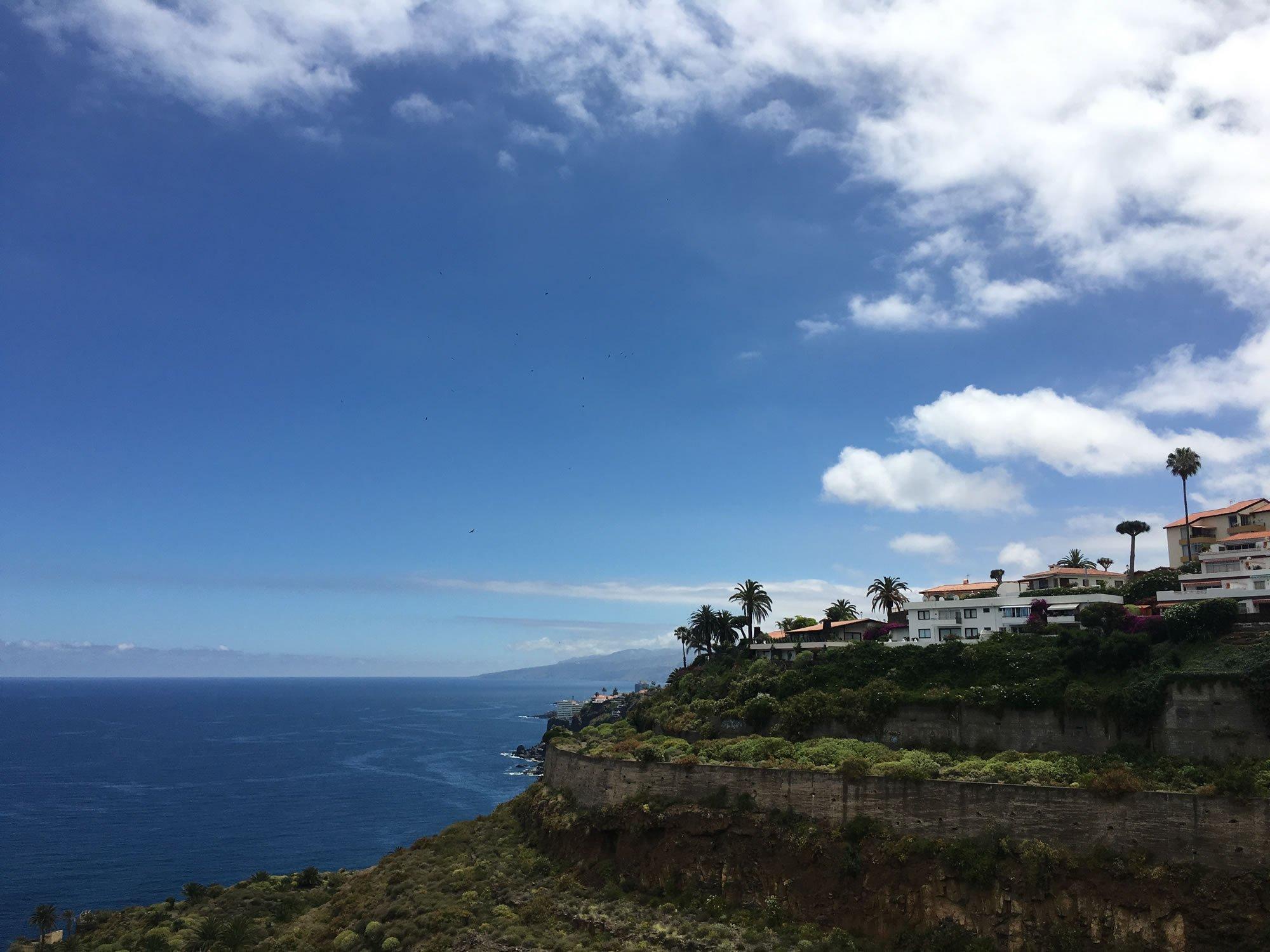 Север Тенерифе.