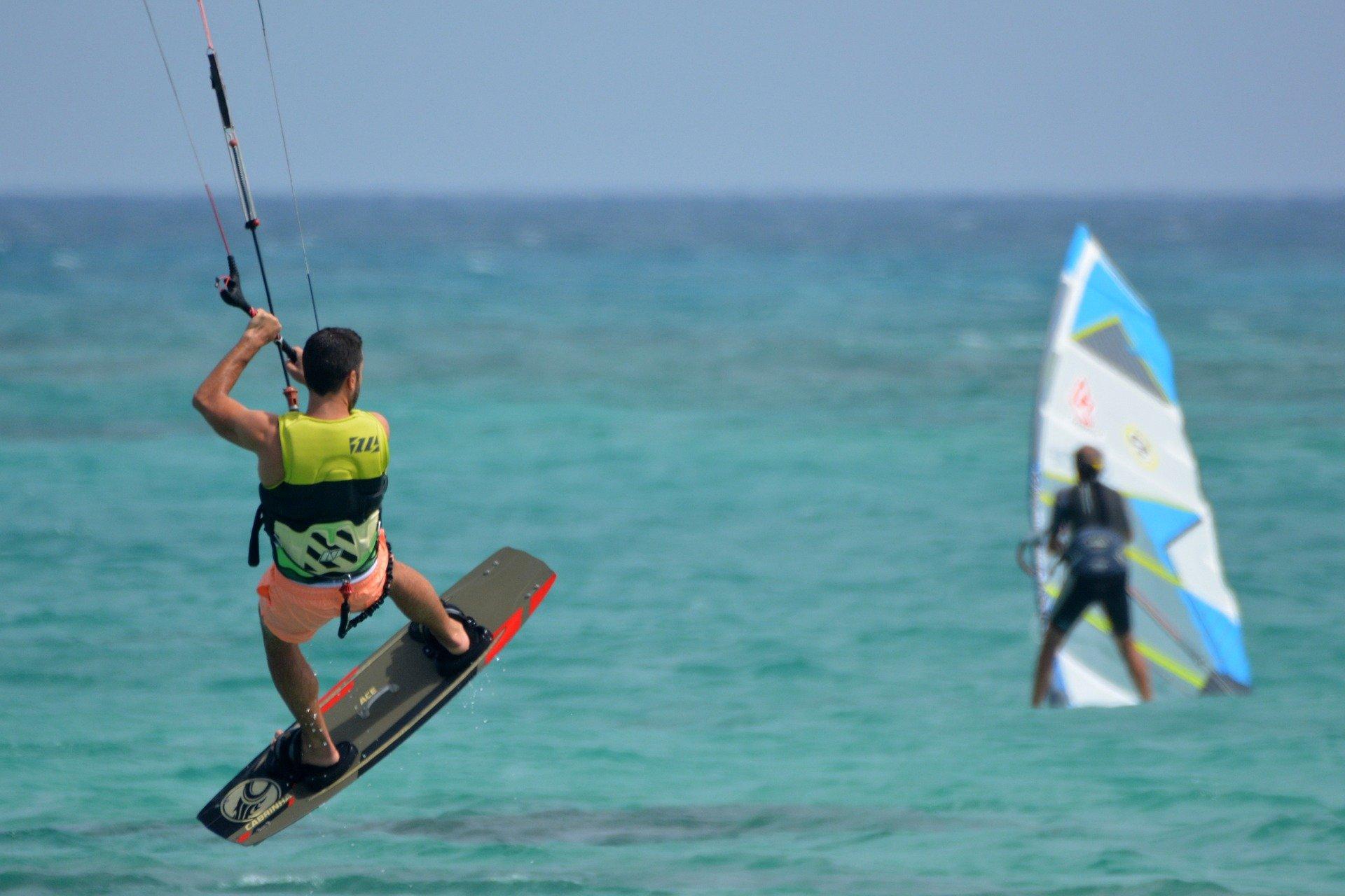 Windsurf - это красиво!