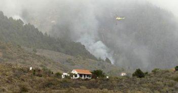 Пожар на острове