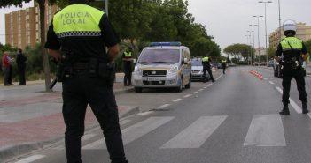 Policía de trafico