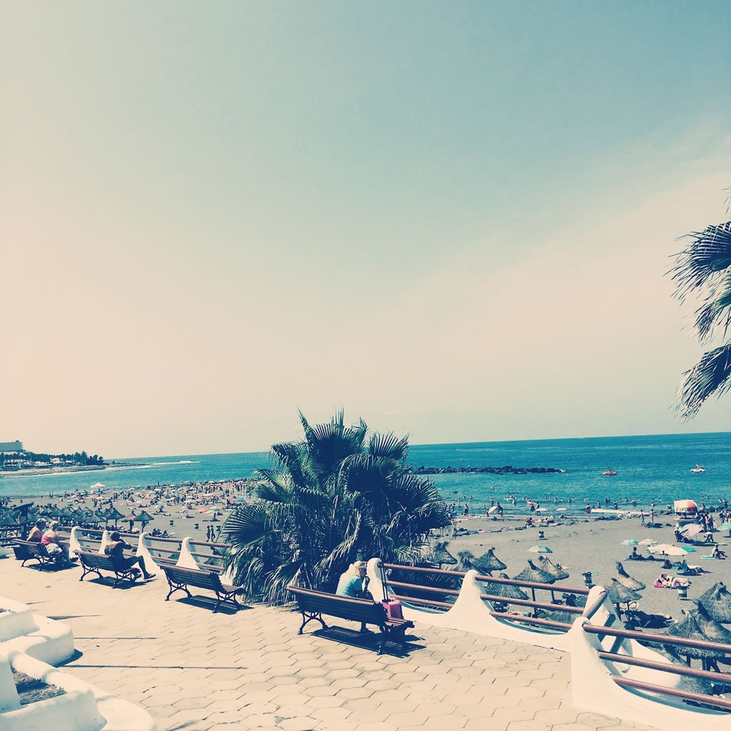 Канары пляжи
