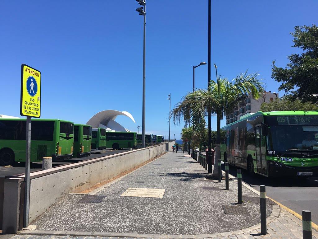 Центральная автобусная