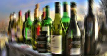 Потребление алкгоголя