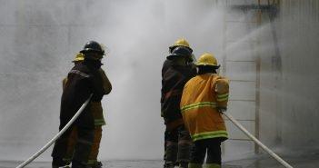 Женщина умерла при пожаре