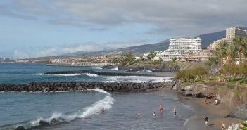 Канары на первом месте по иностранным туристам в январе