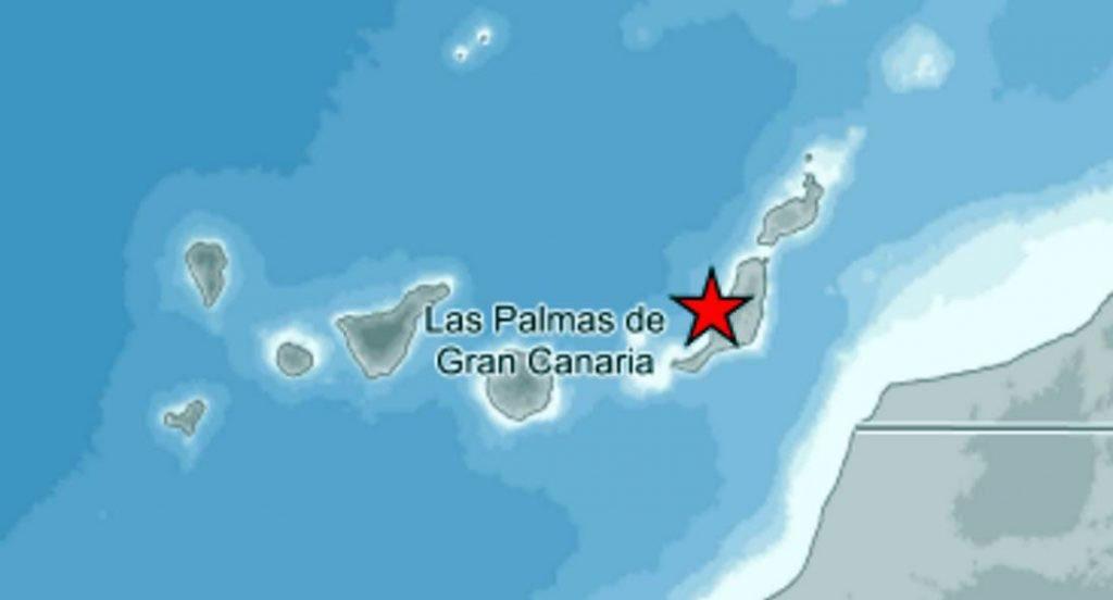 Новые подземные толчки на одном из островов архипелага