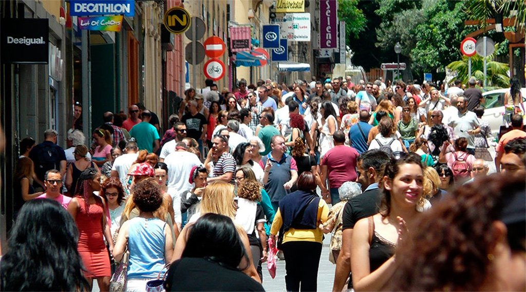 Santa Cruz: задержана карманная воровка, прикидывавшаяся туристкой