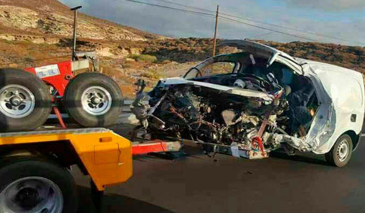 """""""Камикадзе"""" на шоссе Тенерифе, автомобили, упавшие в воды порта, что их связывает?"""