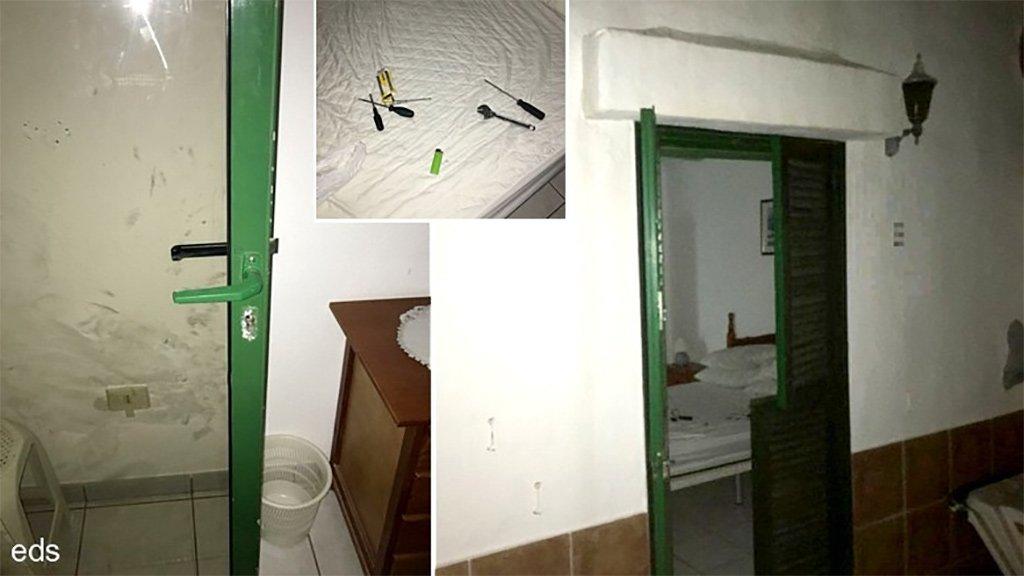 """Пойман """"ocupas"""" во время взлома замка двери в апартаменте"""
