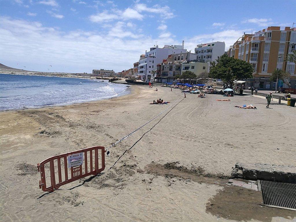 Устаревшая канализация и изменение климата угрожают побережью Тенерифе