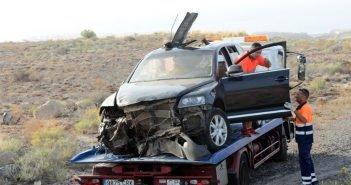 Почти тридцать смертей на канарских дорогах в июле