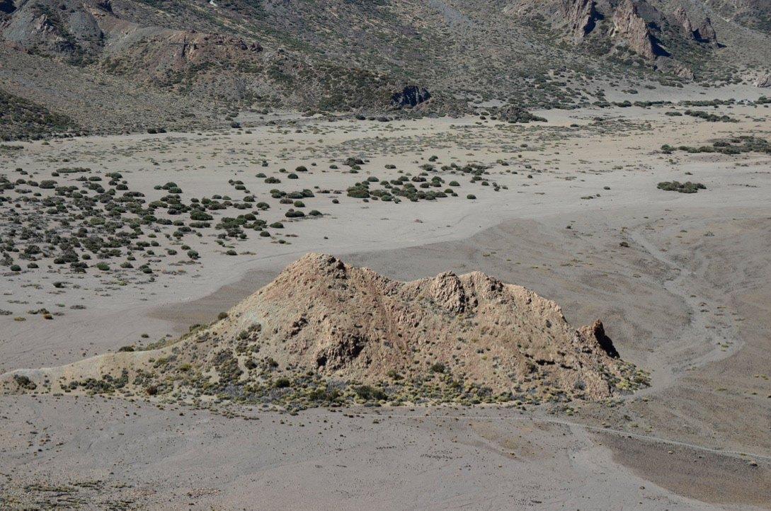 Национальный парк Тейде - самый - самый в Испании
