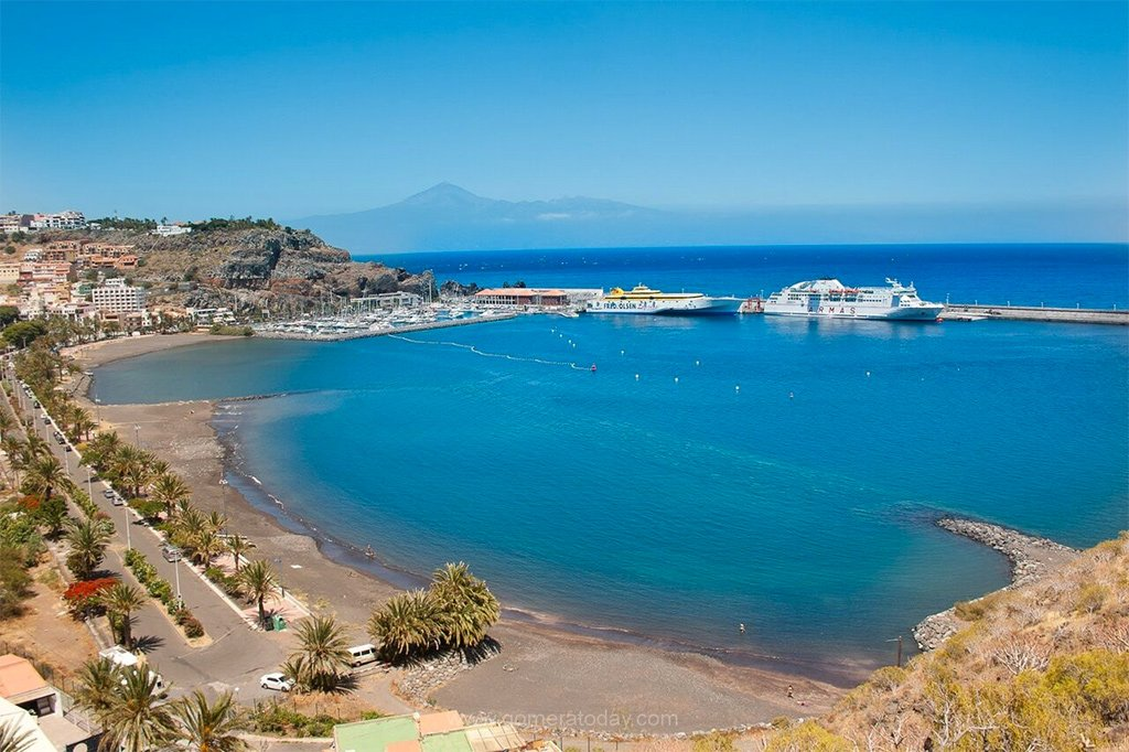Остров La Gomera празднует сегодня годовщину отплытия Христофора Колумба на поиски Индии