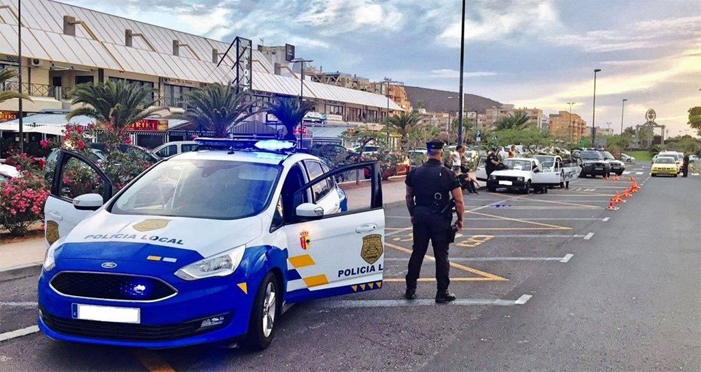 Трое арестованных за нападение на человека в Playa de las Americas