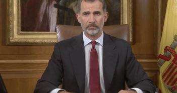 """Король Испании: государство должно восстановить """"конституционный порядок"""" в Каталонии"""