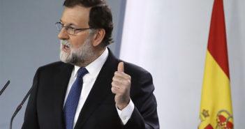 Правительство предлагает прекратить деятельность Puigdemont и всего его правительства
