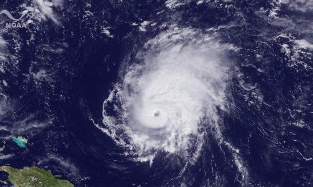 Ураган Офелия