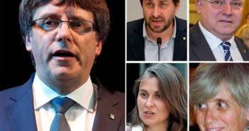 Судья объявила Carles Puigdemont в национальный и международный розыск