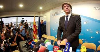 Бывшее правительство Каталонии сталкивается с возможностью превентивного заключения