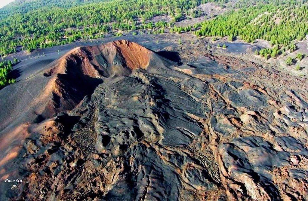 Santiago del Teide отмечает 108 лет извержения вулкана Chinyero