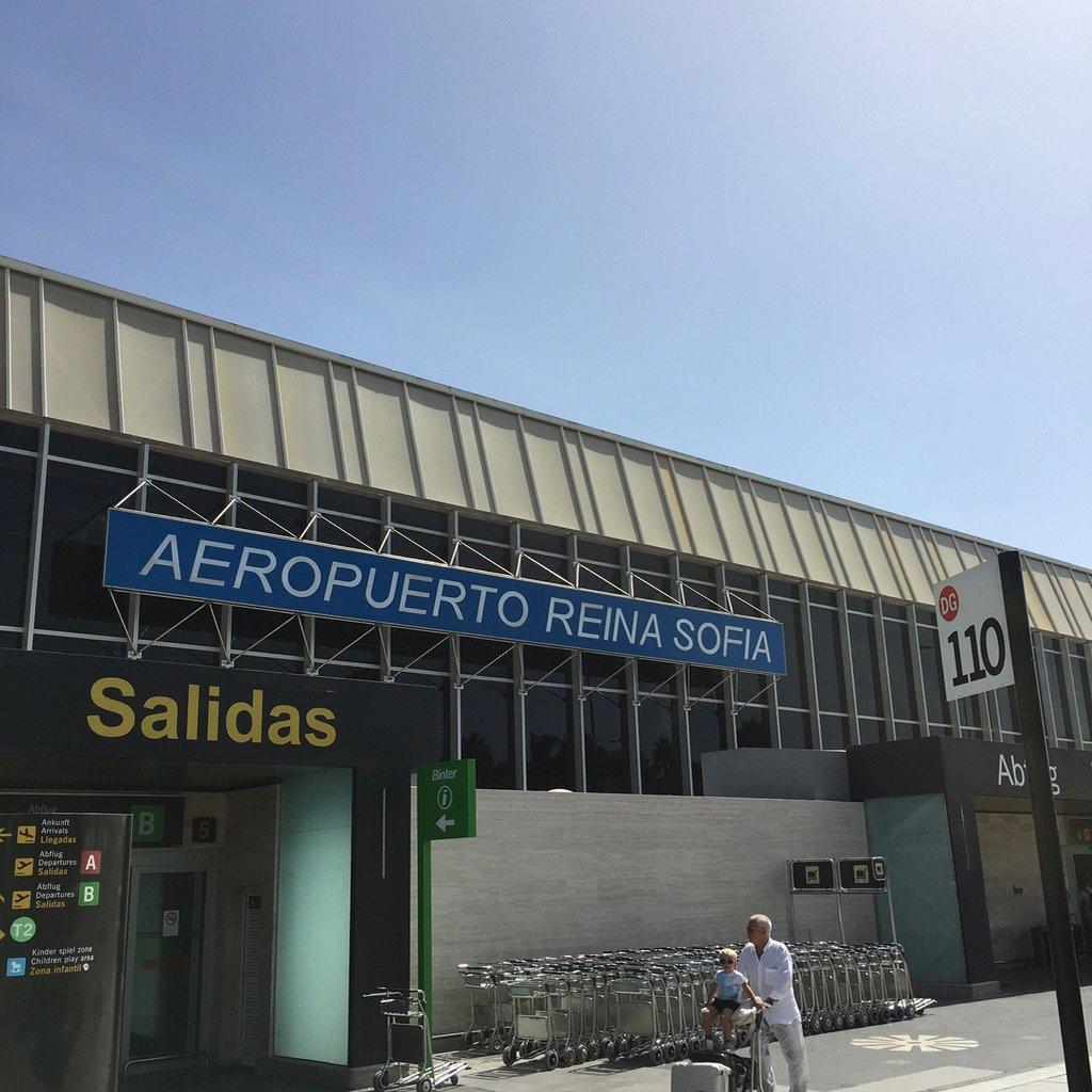 В аэропорту Reina Sofia задержан гражданин Польши, находящийся в розыске