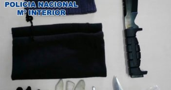 Украл сумку у женщины и сопротивлялся трем полицейским в столице Тенерифе