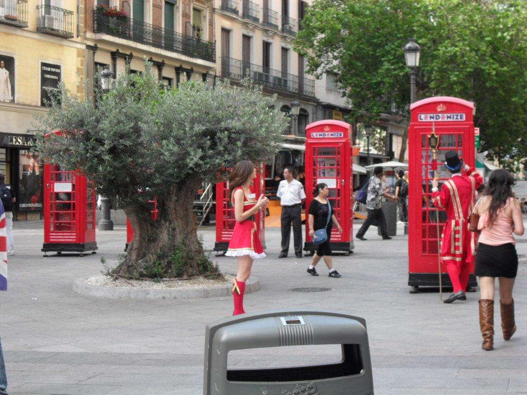 Арестованы члены румынской банды, занимающейся проституцией женщин в Мадриде