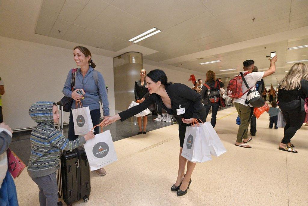 Со вчерашнего дня аэропорт Tenerife Sur принимает рейсы из Тель Авива