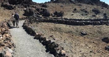 Открыты тропы Telesforo Bravo и Mirador в Национальном парке Тейде