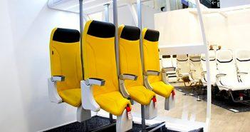 Ryanair проявил интерес к стоячим местам в самолётах