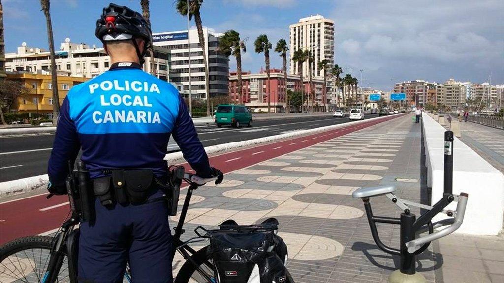 Полицейские на Канарских островах станут меньше ростом