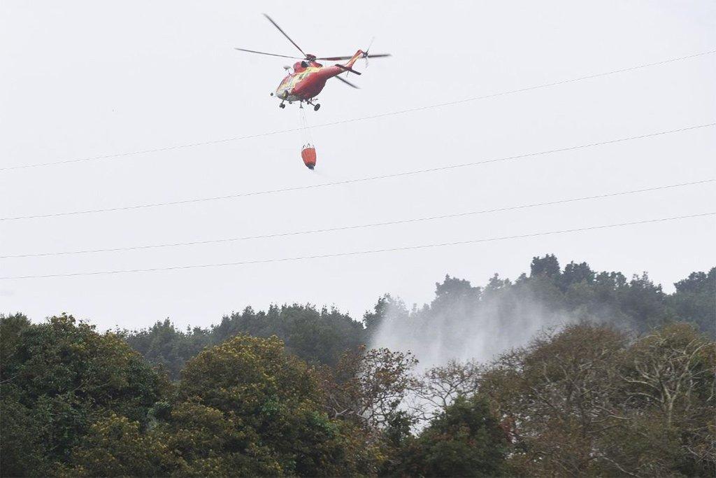 Подразделение, созданное для борьбы с пожарами, будет действовать до декабря