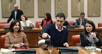 PSOE подтверждает, что в новом Правительстве не будет министров от Podemos