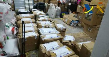Конфискованы тысячи поддельных предметов одежды на острове Тенерифе