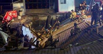 Полшага до трагедии в Vigo: более 200 пострадавших, пятеро серьёзно