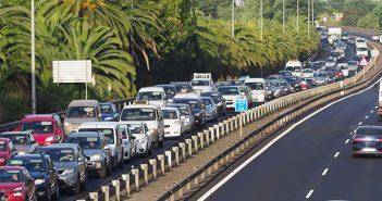 Худший кошмар Autopista del Norte - дорожные пробки - возвращается с новой силой