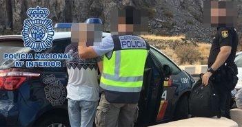 Поймали обоих молодых людей, которые напали на французских туристов на юге Тенерифе