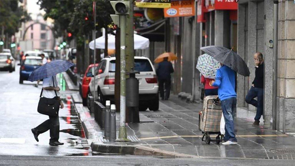 На Канарские острова с понедельника движутся дожди
