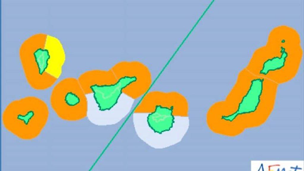 Погода на Канарах на выходные