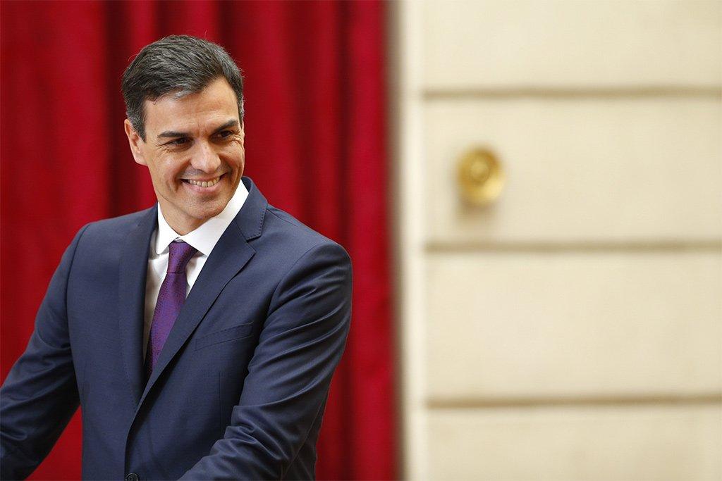 """Pedro Sánchez: """"Граждане никогда не будут снова платить ипотечный налог"""""""