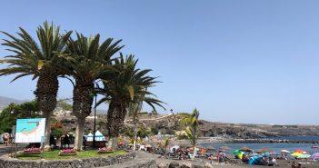 На юге острова Тенерифе сегодня умер аквалангист