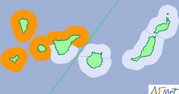 Оранжевое предупреждение о неблагоприятной погоде на побережье в эту субботу