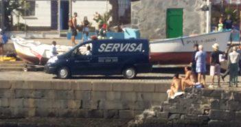 Обнаружен труп женщины в океане, возле побережья Puerto de la Cruz