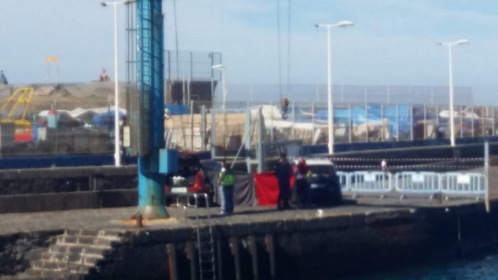 Вскрытие тела из Puerto de la Cruz не позволяет идентифицировать его или разъяснить причины смерти