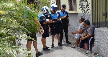 Arona: местные полицейские жалуются на воровство и грабежи