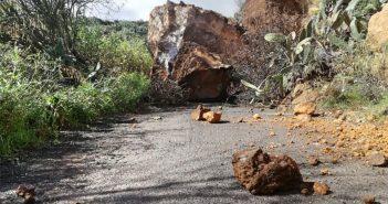 Шашлыки отменяются: камнепад препятствует доступу посетителей в зону Monte Cho Pancho