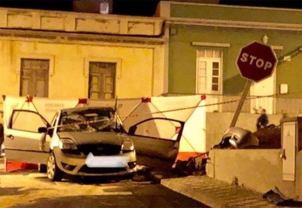 Погибший и раненые при аварии в Los Silos