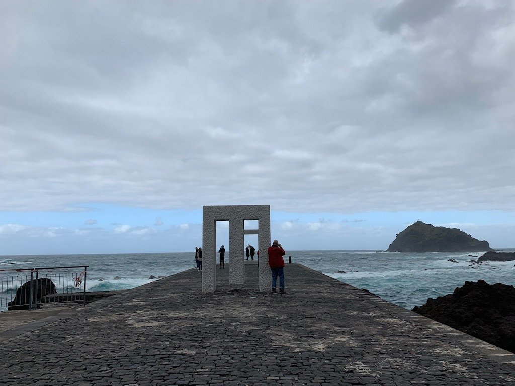 Правительство Канарских островов: alerta por fenómenos costeros en Garachico
