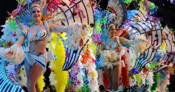 Arona: самый зрелищный карнавал на юге Тенерифе уже скоро!